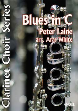 Blues in C - Peter Laine - arr. Aras White
