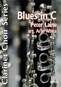 Blues in C - Peter Laine - arr. Aras White