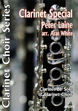 Clarinet Special - Peter Laine - arr. Aras White