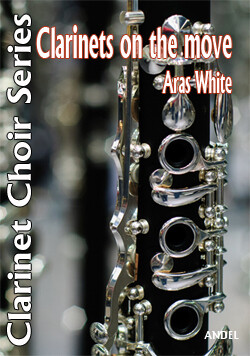 Clarinets on the move - Aras White