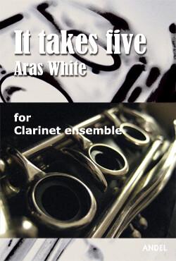 It Takes Five - Aras White
