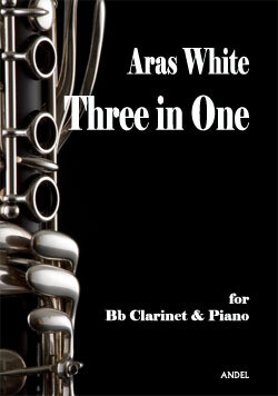 Three in One -  Aras White