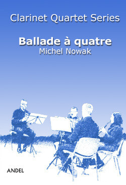 Ballade à quatre - Michel Nowak