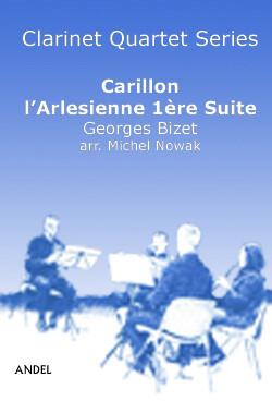 Carillon - l'Arlesienne - 1ère Suite - Georges Bizet - arr. Michel Nowak
