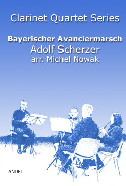 Bayerischer Avanciermarsch - Adolf Scherzer - arr. Michel Nowak