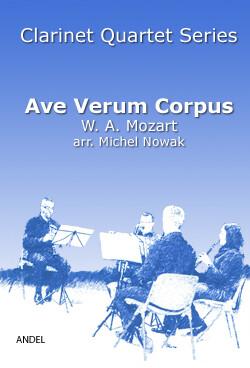 Ave Verum Corpus - W. A. Mozart - arr. Michel Nowak