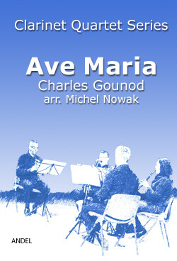Ave Maria - Charles Gounod - arr. Michel Nowak