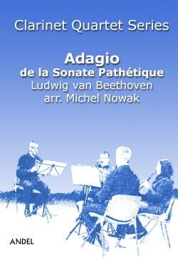 Adagio de la Sonate Pathétique - L. v. Beethoven - arr. M. Nowak