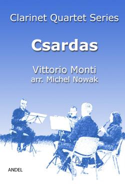 Csardas - Vittorio Monti - arr. Michel Nowak