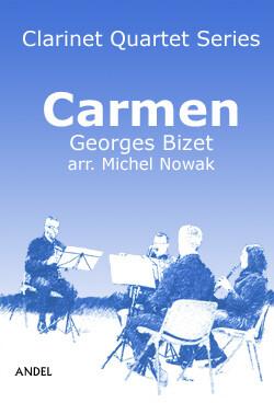 Carmen - potpourri - Georges Bizet - arr. Michel Nowak