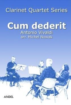 Cum dederit - Antonio Vivaldi - arr. Michel Nowak