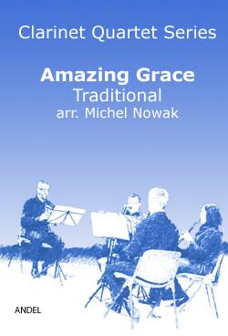 Amazing Grace - traditional - arr. Michel Nowak