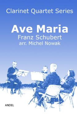 Ave Maria - Franz Schubert - arr. Michel Nowak