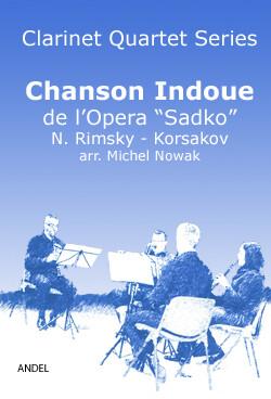 Chanson Indoue - N. Rimsky - Korsakov - arr. Michel Nowak