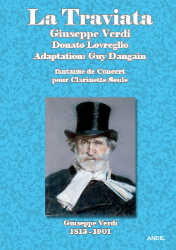 La Traviata - G. Verdi - D. Lovreglio - adaptation Guy Dangain