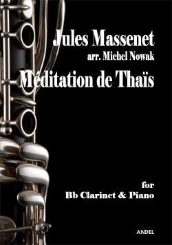 Méditation du Thaïs - Jules Massenet - arr. Michel Nowak
