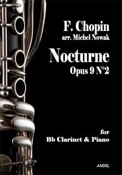 Nocturne Op. 9 N°2 - Frédéric Cjhopin - arr. Michel Nowak