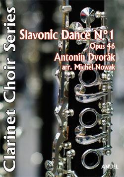 Slavonic Dance N°1 - Op. 46 - Antonín Dvorák - arr. Michel Nowak