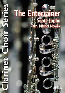 The Entertainer - Scott Joplin - arr. Michel Nowak