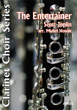 The Entertainer - Scott Joplin - arr. Michel Nowak