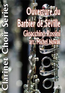 Ouverture du Barbier de Séville - Gioacchino Rossini - arr. Michel Nowak