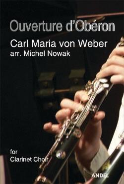 Ouverture d'Oberon - Carl Maria von Weber - arr. Michel Nowak