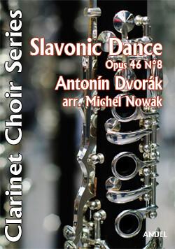 Slavonic Dance - N°8 - Antonín Dvorák - arr. Michel Nowak