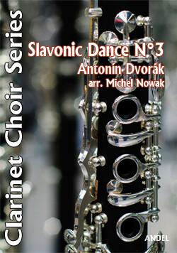 Slavonic Dance N°3 - Antonín Dvorák - arr. Michel Nowak