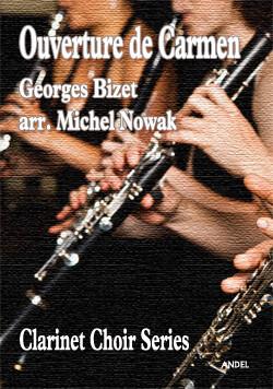Ouverture de Carmen - Georges Bizet - arr. Michel Nowak