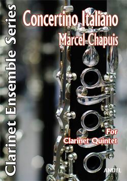 Concertino Italiano - Marcel Chapuis