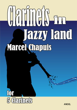 Clarinets in Jazzy land - Marcel Chapuis