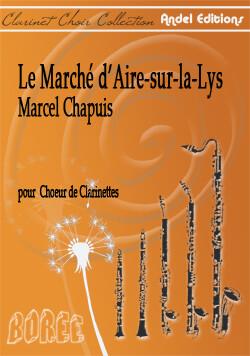 Le Marché d'Aire-sur-la-Lys - Marcel Chapuis