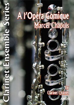 A l'Opéra Comique - Marcel Chapuis