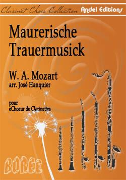 Maurerische Trauermusick - W. A. Mozart - arr. José Hanquier