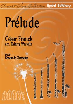 Prélude - César Franck - arr. Thierry Wartelle