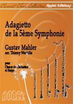 Adagietto - 5ème Symphonie - Gustave Mahler - arr. Thierry Wartelle