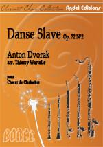 Danse Slave - Anton Dvorak - arr. Thierry Wartelle