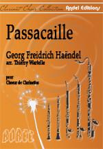 Passacaille - Georg Friedrich Haëndel - arr. Thierry Wartelle
