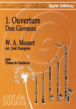 1. Ouverture - Don Giovanni - W. A. Mozart - J. Triebensee - arr. J. Hanquier