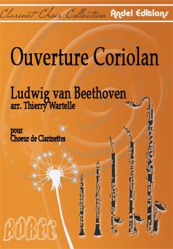 Ouverture Coriolan - L. von Beethoven - arr. Thierry Wartelle