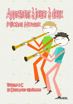 Apprenons à jouer à deux - Michel Nowak - Vol 3 C