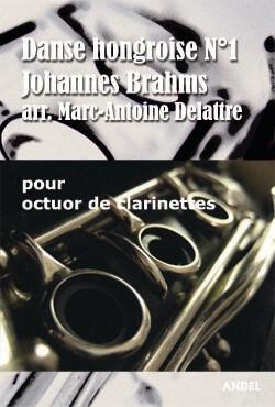 Danse hongroise N°1 - Johannes Brahms - arr. Marc-Antoine Delattre