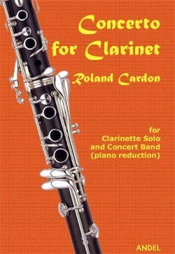 Concerto for Clarinet - Roland Cardon