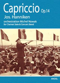 Capriccio - Op. 14 - Jos Hanniken - Orchestration Michel Nowak
