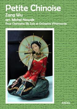 Petite Chinoise - Chan Wu - arr. Michel Nowak