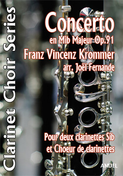 Concerto en Mib Majeur Op.91 - F. V. Krommer - arr. Joël Fernande