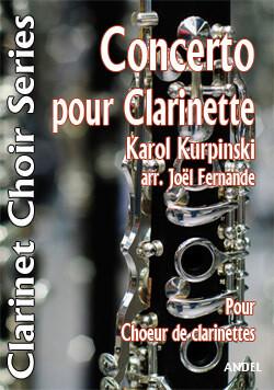 Concerto pour Clarinette - Karol Kurpinski - arr. Joël Fernande