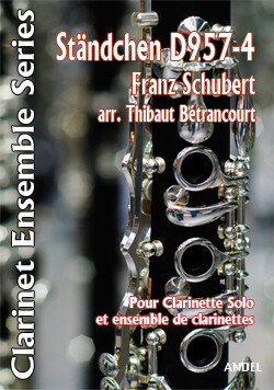 Standchen D957 -4 - Franz Schubert - arr. Thibaut Bétrancourt