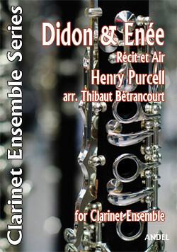 Didon & Enée - Récit et Air - Henry Purcell - arr. Thibaut Bétrancourt