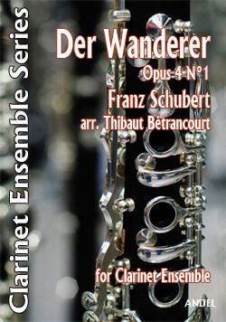 Der Wanderer - Franz Schubert - arr. Thibaut Bétrancourt